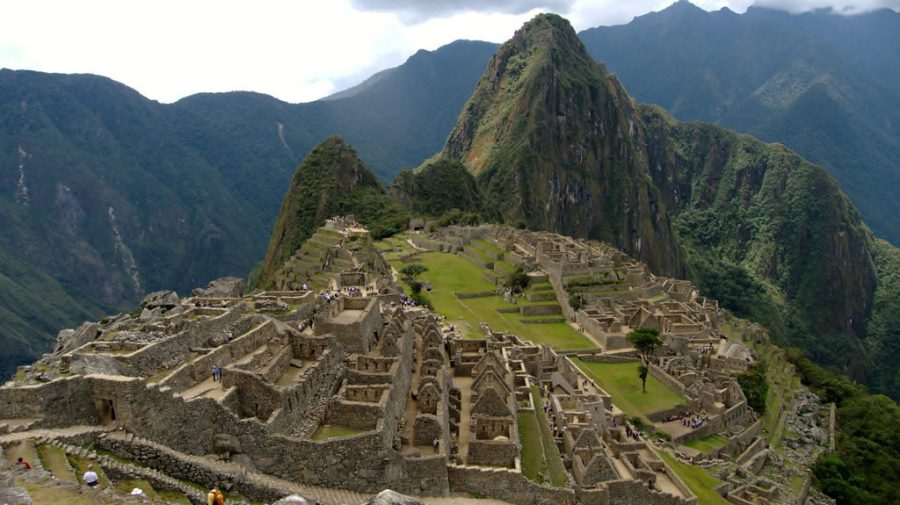 Macchu Picchu equinozio