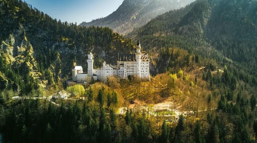 Neuschwanstein Castello dei Cigni