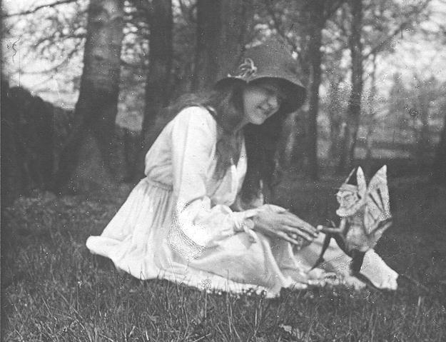 Fate di Cottingley 1
