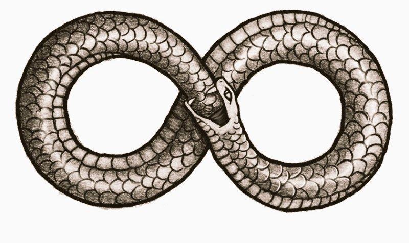 Serpent Mound serpente