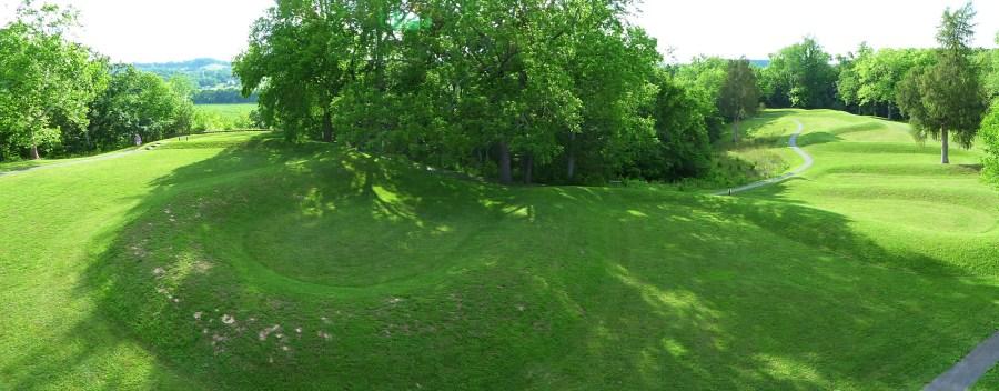Serpent Mound solstizio