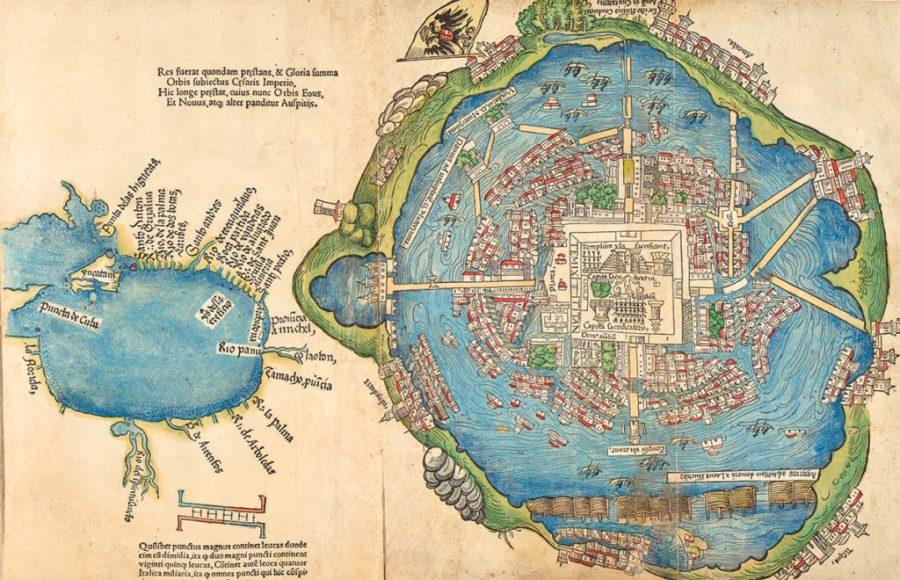 Tenochtitalan Aztechi