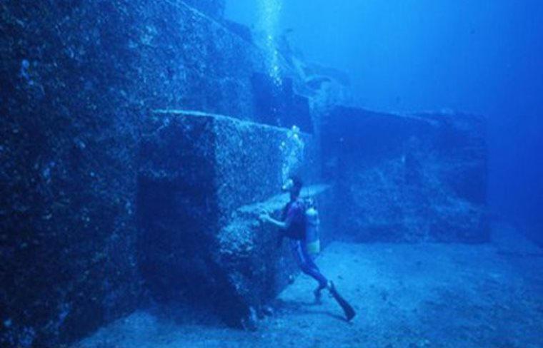 Triangolo delle Bermuda Atlantide