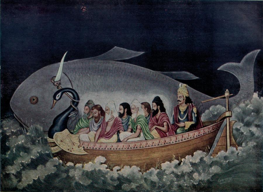 diluvio miti