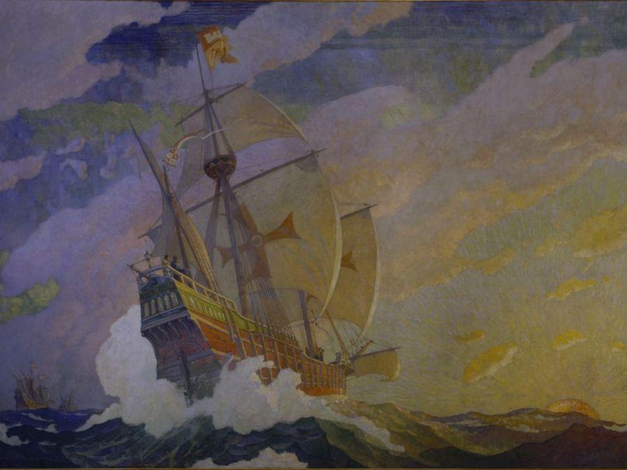 Colombo Atlantide
