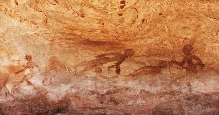 Tassili rupestri