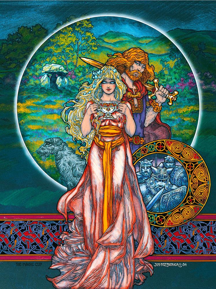 Tuatha dé Danann