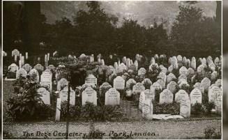 I cimiteri degli animali: come congedarsi dal proprio animale domestico