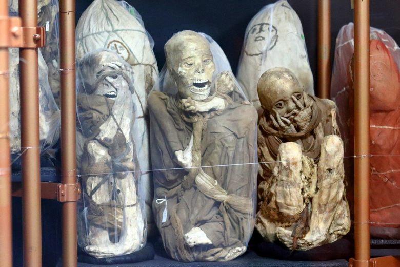 chachapoyas mummie