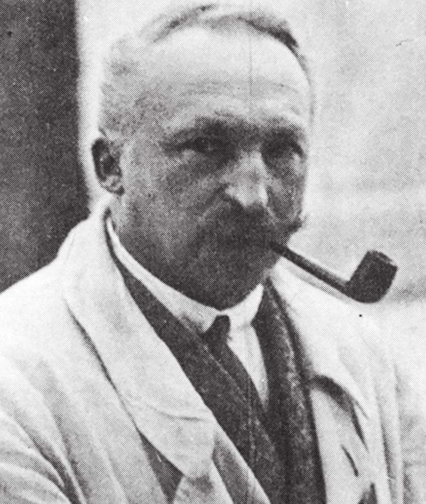dottor Giuseppe Calligaris