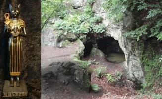 La Tomba di Bastet e il misterioso manufatto alieno