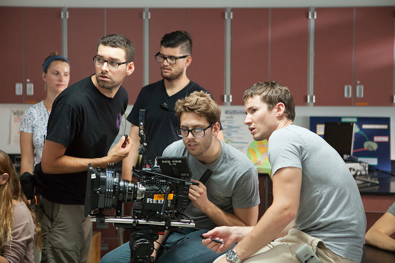 ADVICE TO YOUNG FILMMAKERS FROM A YOUNG FILMMAKER: Turning Your Student Film Into a Full-Length Feature (Guest Post by CHAD L. SCHEIFELE)