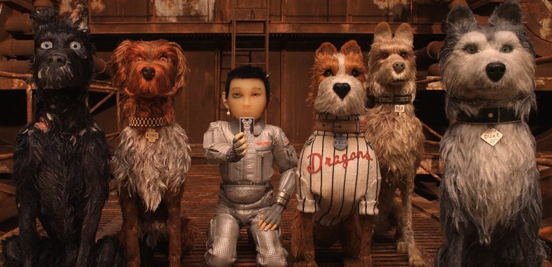isle of dogs movie