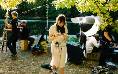 Filmmaker Interview: SOPHIE BROOKS, writer/director of THE BOY DOWNSTAIRS