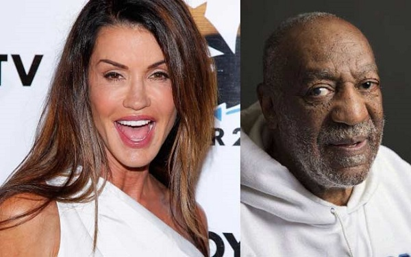 Janice Dickinson e Bill Cosby