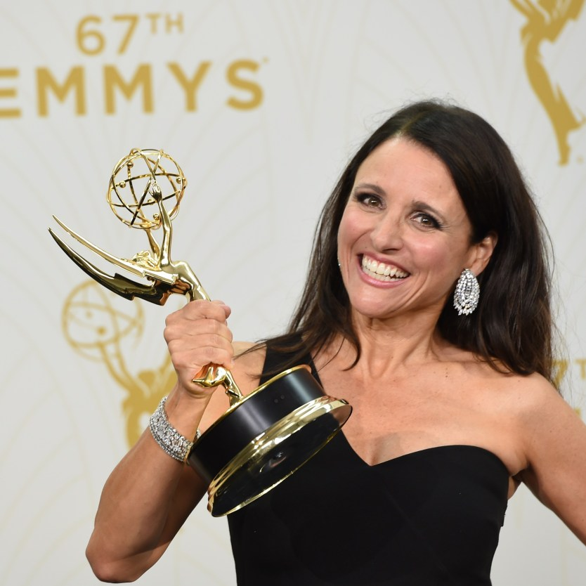 Julia Louis-Dreyfus (Veep) - OUTSTANDING LEAD ACTRESS IN A COMEDY SERIES