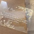 Partecipazioni in plexiglass