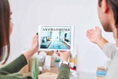 Visita virtuale, Visita virtuale per tutte le nostre case