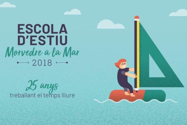 Escola d'Estiu Morvedre a la Mar 2018