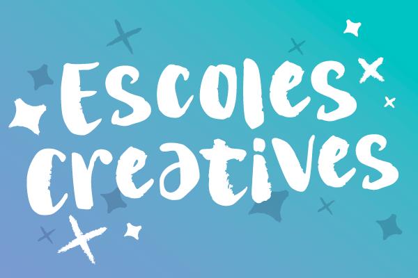 Inscripció Escoles Creatives