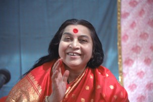 Shri Mataji - Free Sahaja Yoga Meditation Classes
