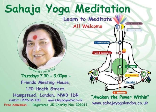 Free Meditation in Hampstead