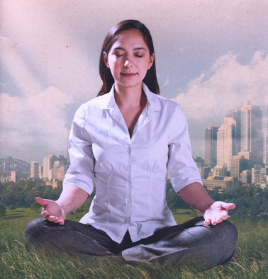 Free Meditation @ UCL - Benefits of Meditation