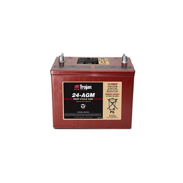 Trojan 24-AGM battery