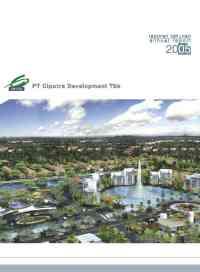 Annual-Report-Ciputra-Development-CTRA- 2005