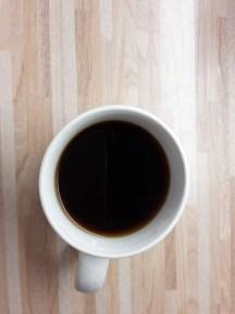 Kaffee gemacht