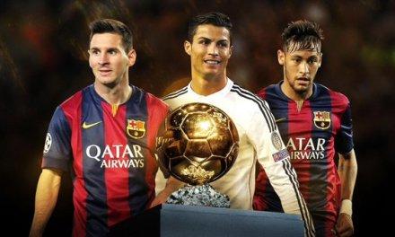 FIFA BALLON D'OR – Who wins it?