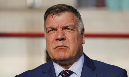 Sam Allardyce says 'entrapment has won' after England exit, future unclear