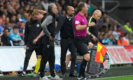 Manchester City's Kevin De Bruyne ruled out for four weeks – report