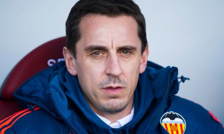 Ex-Valencia boss Gary Neville: I won't coach again for at least five years