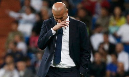 Real Madrid 'lacked a bit of everything' in draw vs. Legia Warsaw – Zidane
