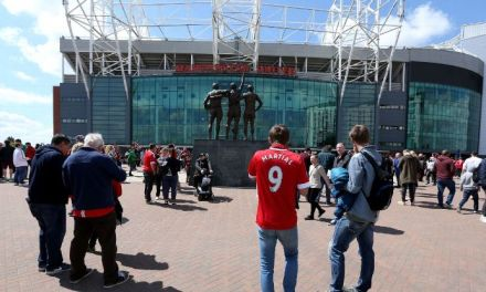 Man United fans sleep in toilet to try see Arsenal, no security threat