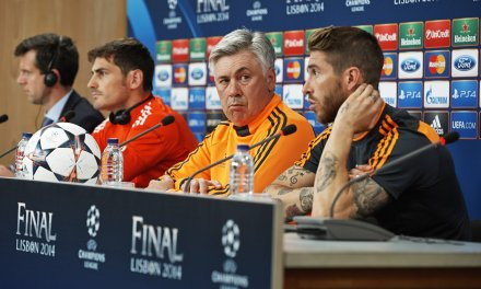 Carlo Ancelotti: I wanted Sergio Ramos to play as a striker for Real Madrid