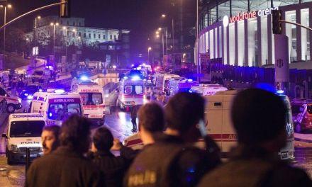Explosions in Istanbul near Besiktas' Vodafone Arena leave 20 injured