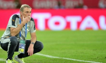 Cote d'Ivoire coach Michel Dussuyer resigns