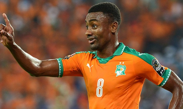 Salomon Kalou retires from International football