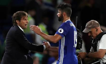 Conte: Costa available for Hull clash