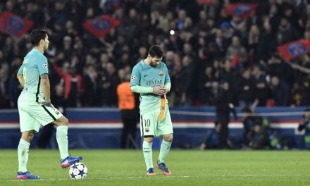 Neymar: Barcelona will not give up despite Paris Saint-Germain thrashing