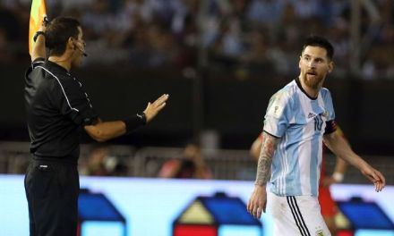 Messi's Four Game International Ban Overturned