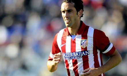 Leicester City's Jamie Vardy good enough for Atletico Madrid – Godin