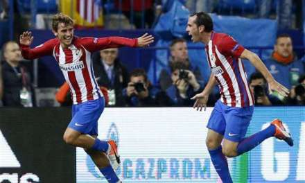 Griezmann scores late to deny Real Madrid Win