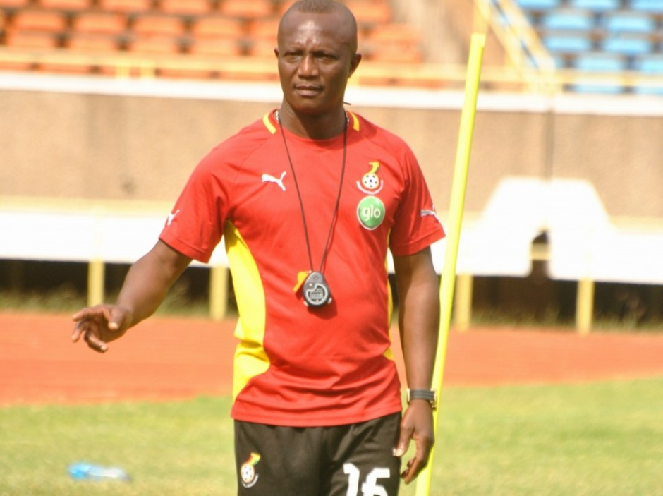 Kwesi Appiah to stay as Ghana coach until 2021 - Reports