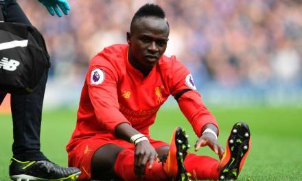 Sadio Mane Will Miss The Rest Of The Season – Klopp
