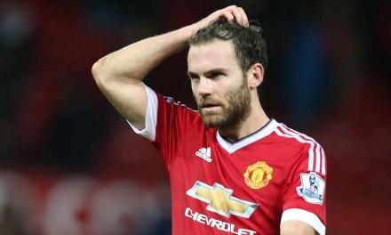 Juan Mata will miss the remainder of United's season
