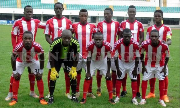 We Are Prepared To Meet Medeama Boot For Boot – Wemegah