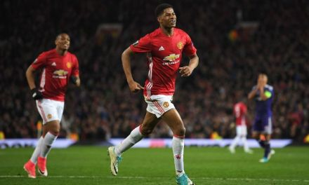 Rashford goal pushes Man United into semis; Ajax turn tables on Schalke